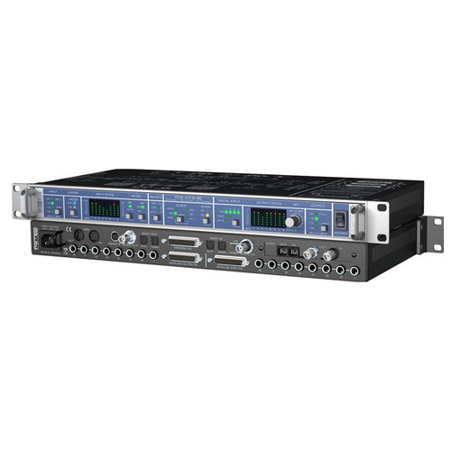 RME ADI-8 QS M Front at ZenProAudio.com