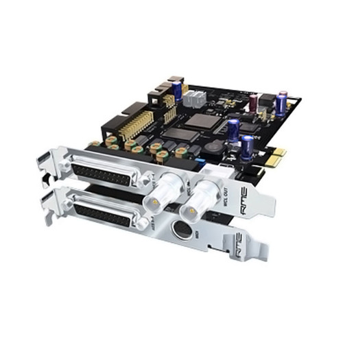RME HDSPe AES Angle at ZenProAudio.com