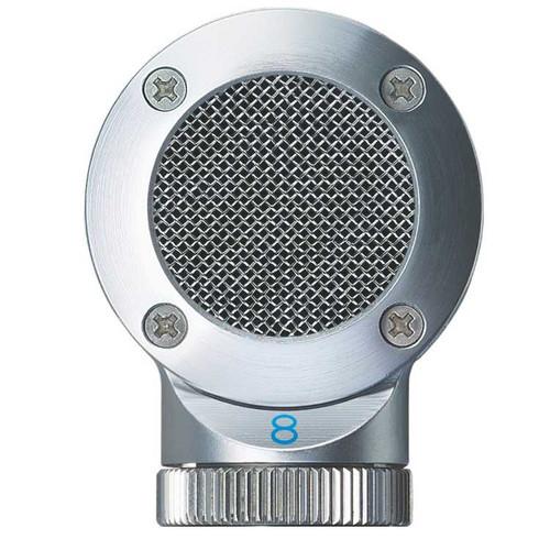 Shure Beta Capsule RPM181/BI Front at ZenProAudio.com