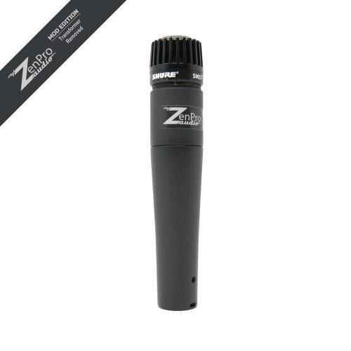 Shure SM57 Transformerless ZenPro Mod Microphone