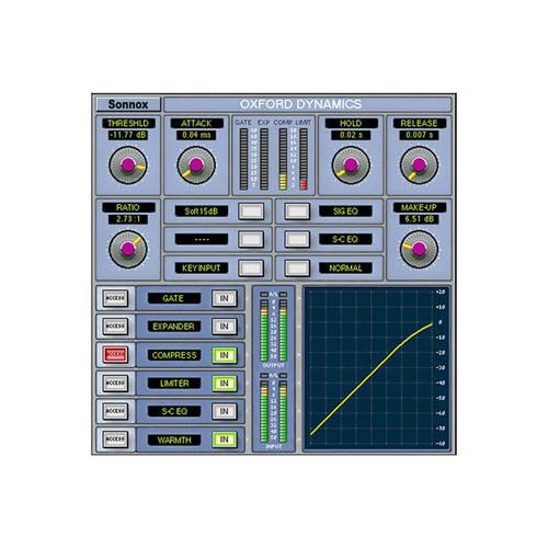 Sonnox HD Dynamics Front at ZenProAudio.com
