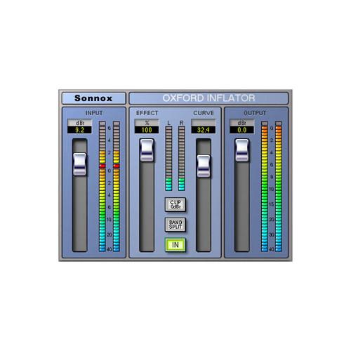 Sonnox Native Inflator Front at ZenProAudio.com