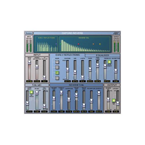Sonnox Native Reverb Front at ZenProAudio.com