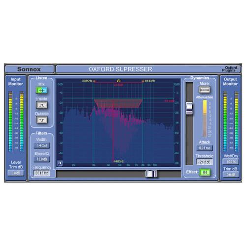 Sonnox Native SuprEsser Front at ZenProAudio.com
