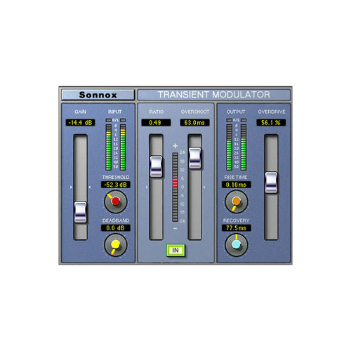 Sonnox PowerCore Transmod Front at ZenProAudio.com