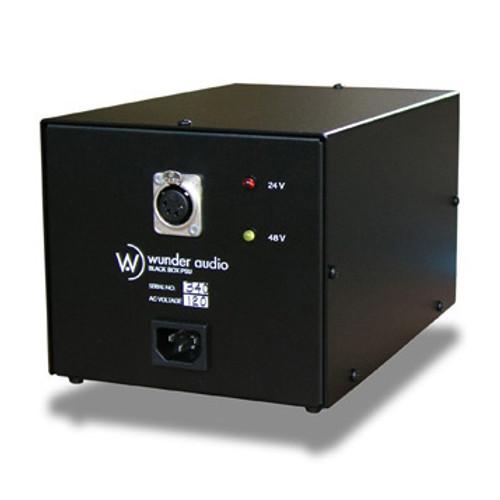 Wunder Black Box PSU Angle at ZenProAudio.com