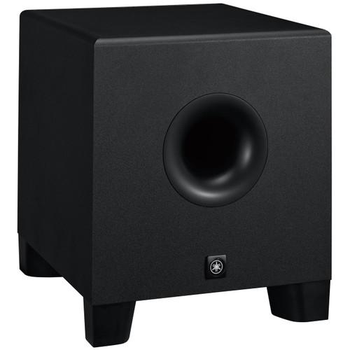 Yamaha HS8S Front at ZenProAudio.com