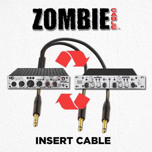 ZOMBIE Cable Insert Details at ZenProAudio.com
