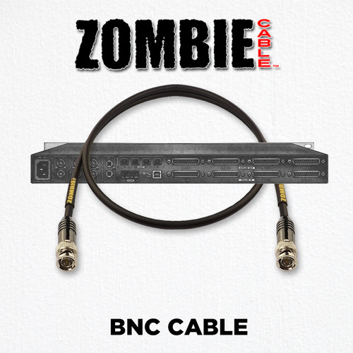 ZOMBIE Cable BNC Clock