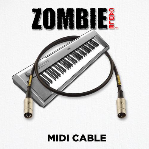 ZOMBIE Cable MIDI 5 PIN