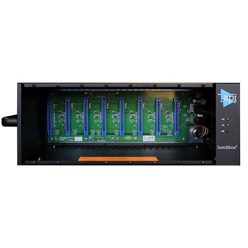 API 500-8B Lunchbox Front at ZenProAudio.com
