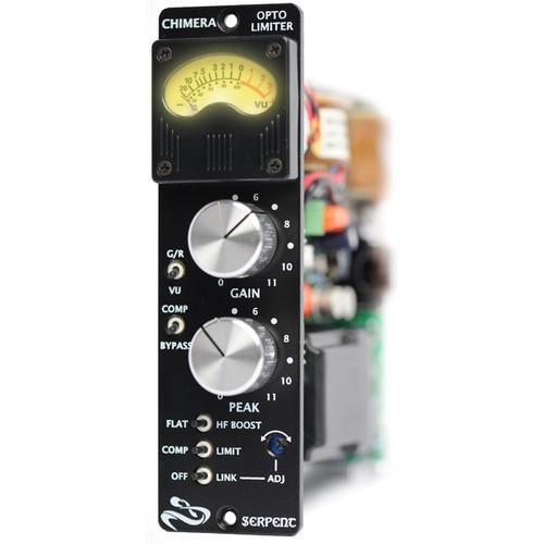 Serpent Audio Chimera Front at ZenProAudio.com