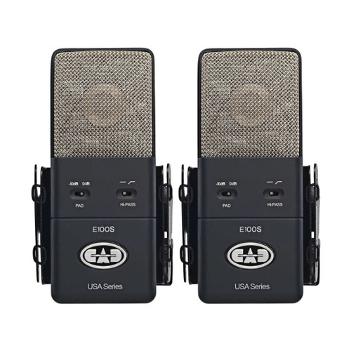 CAD E100S Stereo Pair