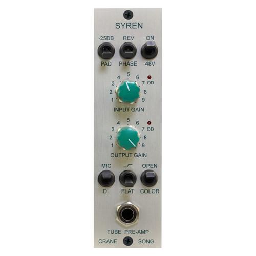 Crane Song Syren Front at ZenProAudio.com
