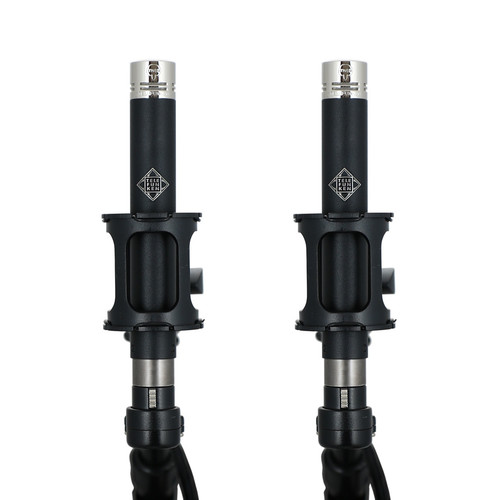 TELEFUNKEN M62 Hyper-Cardioid Stereo Set Image at ZenProAudio.com