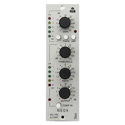 IGS Audio Neox 500 Image at ZenProAudio.com