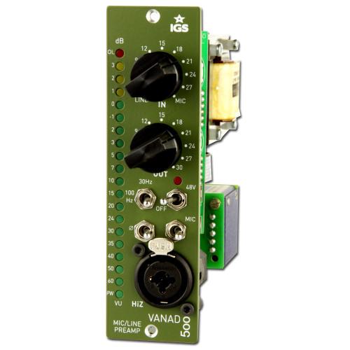 IGS Audio Vanad 500 Image at ZenProAudio.com