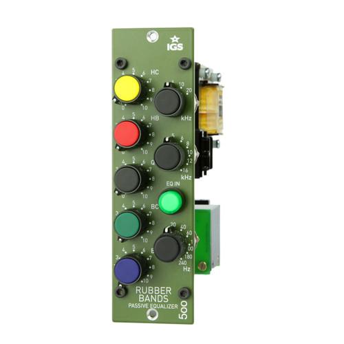 IGS Audio Rubber Bands 500 Image at ZenProAudio.com