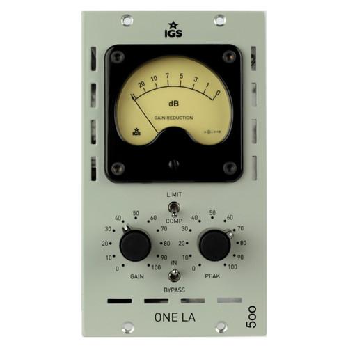 IGS Audio One LA 500 Image at ZenProAudio.com