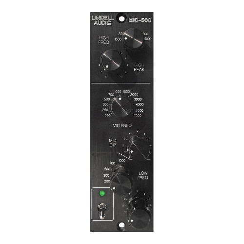 Lindell Audio MID-500 EQ Image at ZenProAudio.com