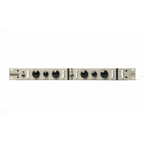 Overstayer M-A-S Front at ZenProAudio.com