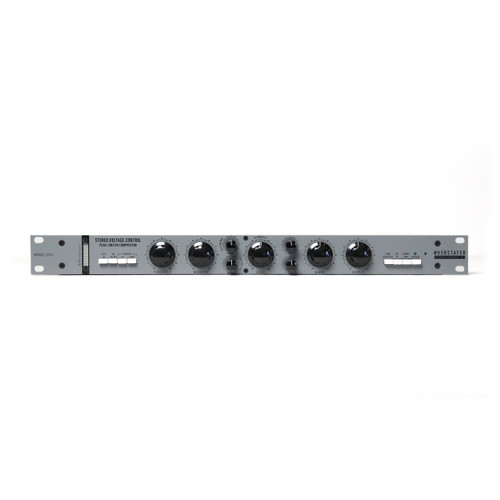 Overstayer Stereo Voltage Control Front at ZenProAudio.com
