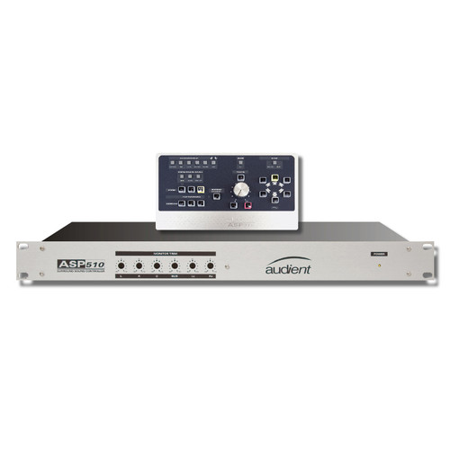 Audient ASP510 Front at ZenProAudio.com