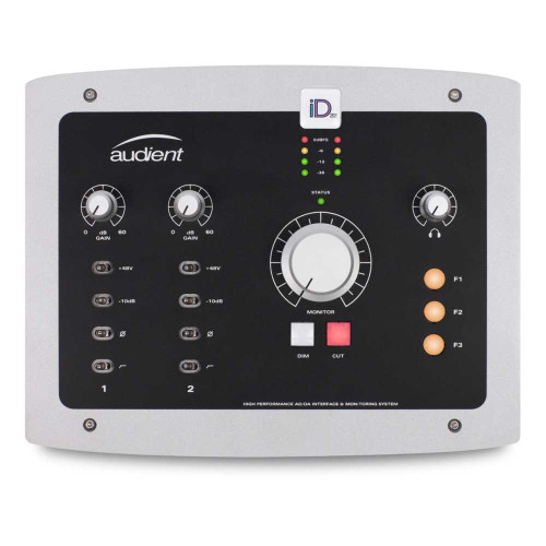 Audient iD22 Front at ZenProAudio.com