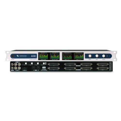 Ferrofish A32 Front at ZenProAudio.com