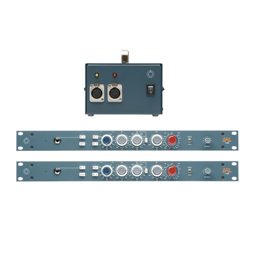 BAE 1028 Stereo Pair Detail at ZenProAudio.com