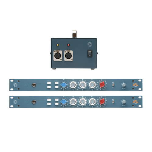 BAE 1023 Stereo Pair Detail at ZenProAudio.com
