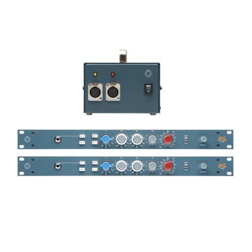 BAE 1073 Stereo Pair Details at ZenProAudio.com