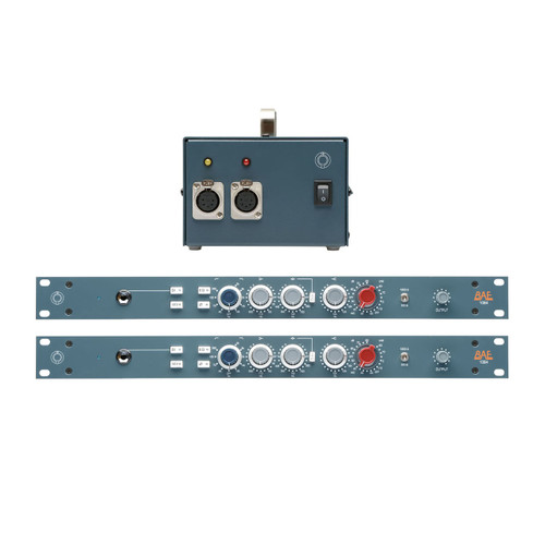 BAE 1084 Stereo Pair Detail at ZenProAudio.com