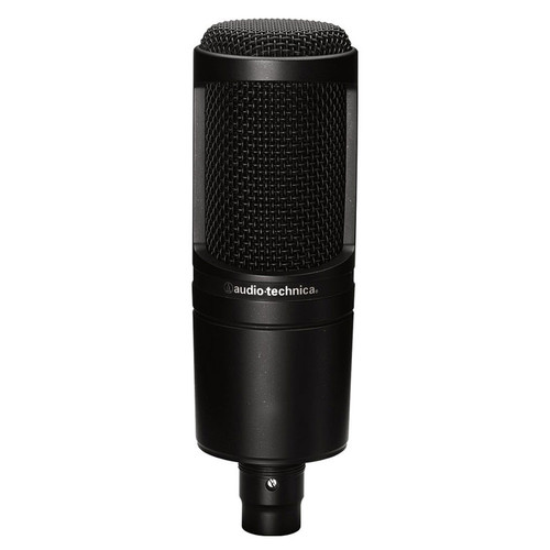 Audio-Technica AT2020 Front at ZenProAudio.com