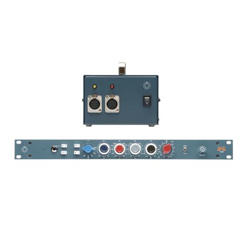 BAE 1032 Detail at ZenProAudio.com