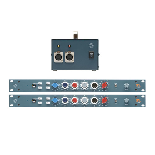 BAE 1032 Stereo Pair Detail at ZenProAudio.com