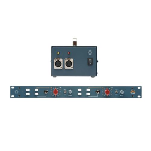 BAE 1073MP Dual Channel Detail at ZenProAudio.com