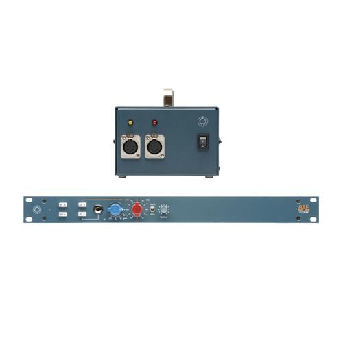 BAE 1073MPF Detail at ZenProAudio.com