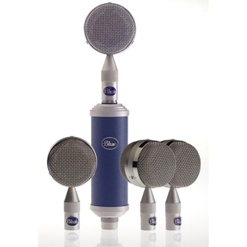 BLUE Bottle Rocket Mic Locker Detail at ZenProAudio.com