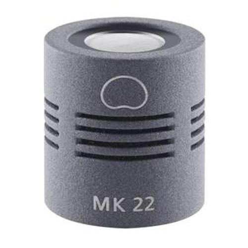 Schoeps MK 22 Capsule Image at ZenProAudio.com