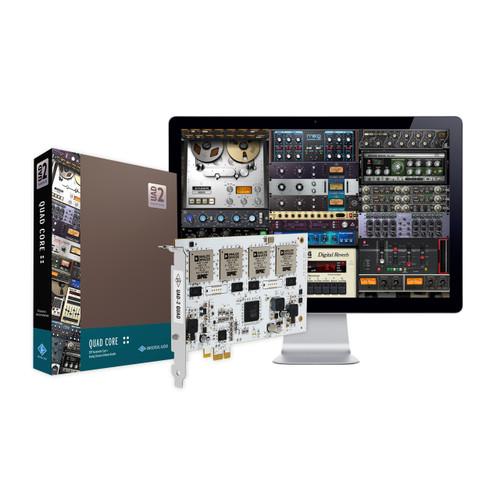 niversal Audio UAD-2 Quad