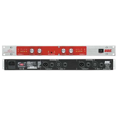 BBE Sound Sonic Maximizer 882i Front at ZenProAudio.com