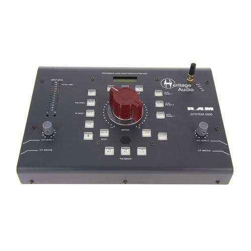 Heritage Audio RAM System 2000