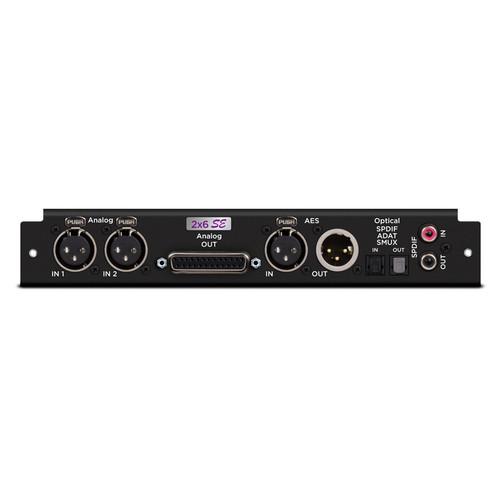Apogee Symphony I/O Mk II 2x6 SE Module