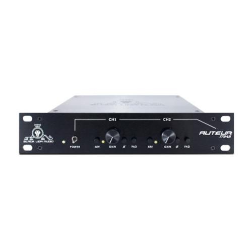 Black Lion Audio Auteur MkII Front