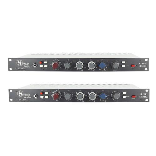 Heritage Audio HA-73 EQ ELITE Stereo Pair