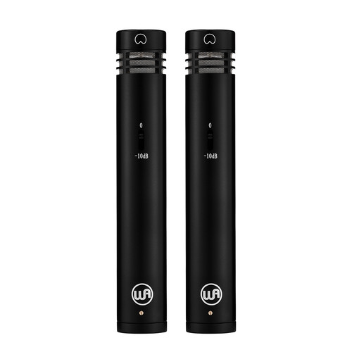 Warm Audio WA-84 Black Stereo Pair
