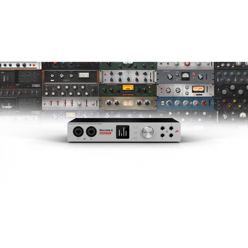 Antelope Audio Discrete 4 Synergy Core Bundle