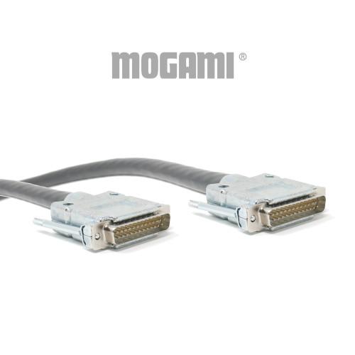 Mogami Premium Analog Snake Cable 25FT DB25 to DB25 Gold Pin