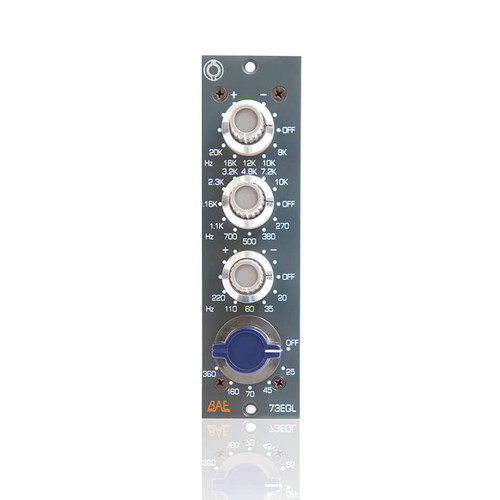 BAE 73EQL 500 Series Equalizer